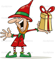 gallery clipart funny christmas pencil and in color gallery