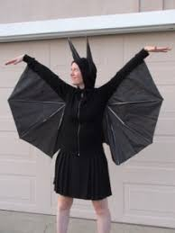 Halloween Costumes Bat Diy Halloween Costumes