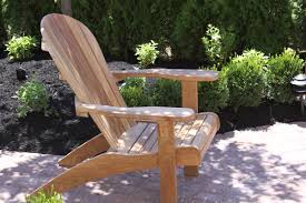 Adirondack Outdoor Furniture Teak Adirondack Chair 8adir Ch H 470 66 Benchsmith Com