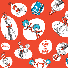 dr seuss jumbo gift wrap birthdayexpress