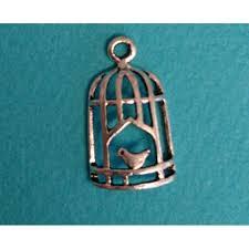 ma chambre a la forme d une cage breloque en forme de cage avec oiseau breloque creavea