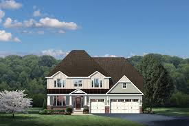 Who Decorates Model Homes New Olsen Home Model For Sale Heartland Homes