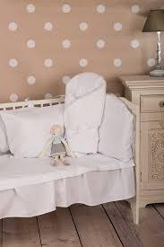 Cot Duvet Set Cot Bed Bumper And Duvet Cover Set White Lace Collection