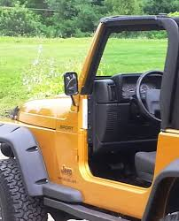 jeep wrangler mirrors mirrors with no doors page 2 jeep wrangler tj forum