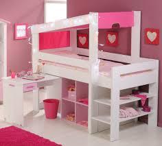 bureau enfant fille chambre fille 7 et bureau enfant praline lit