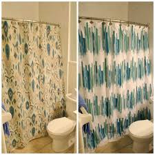Navy And White Striped Shower Curtain Curtains Shower Curtains At Target For Lovely Bathroom