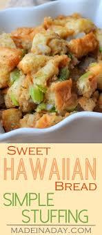 sweet hawaiian bread simple made in a day