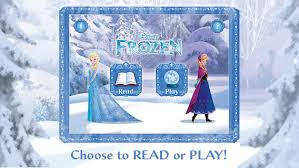 frozen print digital books