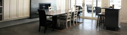 5 ways to save money with modern home design polished concrete floors add to the modern home design
