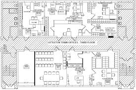 Floor Plan Of Office Building Welcome To Littleton Massachusetts Town Hall Office Reconfiguration