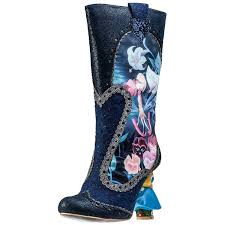 womens dealer boots uk irregular choice irregular choice s miaow ankle boots
