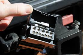 twelve pin trailer plug guide for caravanners without a hitch