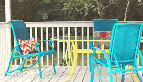 Patio Table Accessories Diy Upcycled Deck Furniture Accessories