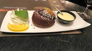 univers de la cuisine the dessert picture of brasserie de l univers tours tripadvisor
