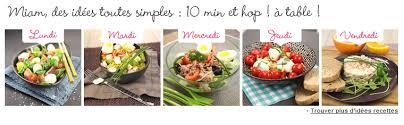 cuisiner pour la semaine les idées recette par chronodrive chronodrive