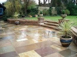 Design For Outdoor Slate Tile Ideas Cheap Backyard Flooring Ideas Patio Floor Ideas Design Cheap Patio