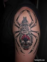 49 best 3d tattoos of spiders images on pinterest spiders 3d