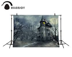 halloween castle background compare prices on background halloween online shopping buy low