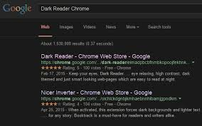 chrome android extensions reader chrome web store
