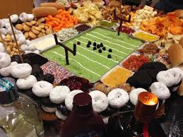 super bowl 2014 how to create an entire stadium of food and the