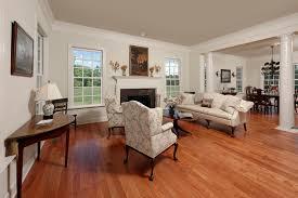 Open Floor Plan Kitchen Family Room by Thomas Talbot Exclusive Real Estate Middleburg Virginia 21450