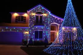 Christmas Lights On House by The Color Mixing Christmas Light Project Blog Archive