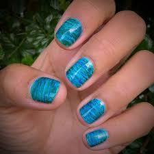 fan brush nail art and swatches nailpolis museum of nail art