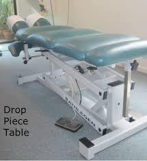 chiropractic drop table technique chiropractic techniques activator method chiropractors wenban