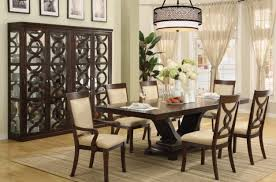 large dining room table seats 10 dining room gripping delicate round dining room tables for 8