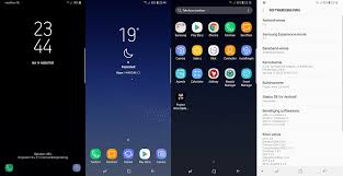 Install Android Nougat On Galaxy Note 8 0 Install Note 8 Project 3 0 1 Rom On Galaxy S8 Plus Sm G955f