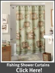 Fishing Shower Curtains Fishing Shower Curtain Foter