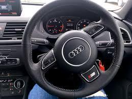 etc audi the audi q3 looks like a coupé drives like an suv lovely grey