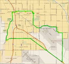 Ajo Arizona Map by The Megahurtz Ride Indexer V1 3 04