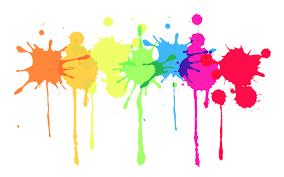 paint images multicolour paint splatter transparent png stickpng