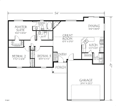 one home floor plans 2 bedroom 1 bath house plans 2 bedroom 1 bath mobile home floor