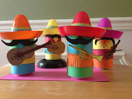 Home Made Party Decorations Coke Can Mariachi Band I Made For A Fiesta Themed Party Crafts