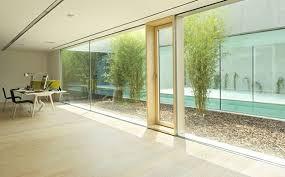 Interior Garden Services Modern House Design With Rooftop Terrace Garden In Slovenia By
