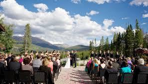 breckenridge wedding venues wedding in breckenridge luxury breckenridge co wedding