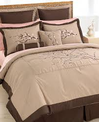 agreeable pink cherry blossom bedding nice home decorating ideas