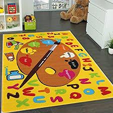 Daycare Rugs For Cheap Amazon Com Kids Rug Abc Animals Area Rug 5 U0027 X 7 U0027 Children Area