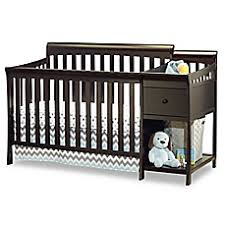 crib and changing table combo crib changer combo buybuy baby