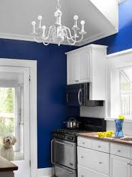 paint colors for kitchen teal wall color with free standing range