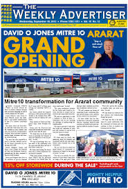 the weekly advertiser wednesday september 18 2013 edition by