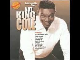 nat king cole embraceable you album