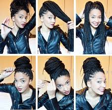 hairstyles for rasta 10 instructions directing you on how to style box braids