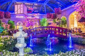 Botanical Gardens Bellagio by 10 Attractions You Can U0027t Miss In Las Vegas U2013 Intelligence Hasn U0027t