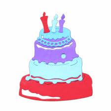 birthday cake farme metal stencil embossing cutting dies 3d diy