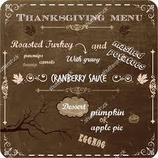 sle thanksgiving menu annaunivedu