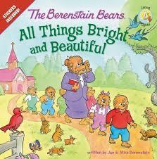 berenstien bears the berenstain bears living lights book series the berenstain
