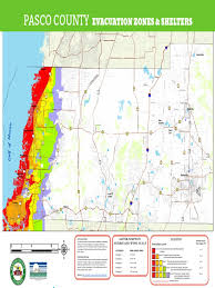 Duke Energy Power Outage Map Florida Pasco County Evacuation Zones And Shelters Flood Emergency